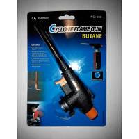 Газовая горелка с пьезоподжигом Cyclone Flame Gun 930: 1300 °C, регулятор мощности пламени