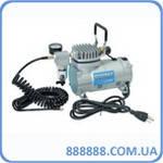 Миникомпрессор низкого давления+фильтр+шланг 1/8HP MC-1100HFGM Sumake