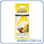 "Ароматизатор Areon (листочек) ""Mon"" (Vanilla Chocolat) - ванильный шоколад"