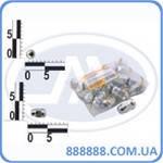 Набор гаек на колесные диски 12 x 35 шаг 1.25 ключ 19 Walline Ф 307 52034 цена за упаковку 20шт