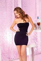 Сексуальное мини платье Perfect black tube dress