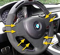Кожух рулевого колеса BMW Performance