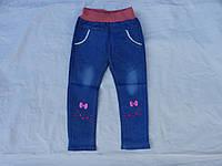 Детские узкие джинсы на девочку не дорого