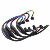 Спортивные беспроводные наушники bluetooth с микрофоном (ZK-S9) (слот для microSD)