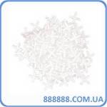 Набор дистанционных крестиков для плитки 6.0мм/100шт HT-0356 Intertool