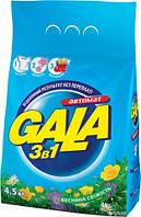 Стиральный порошок Gala Весенняя свежесть, 4.5 кг