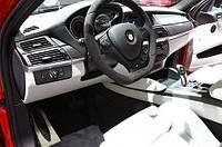 Декоративная планка панели приборов левая BMW X5 (E70)/ X6 (E71)
