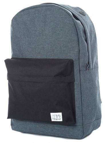 Сдержанный рюкзак 18 л. Two Tone Spiral 1104 серый
