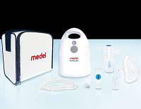 Ингалятор компрессорный медицинский (небулайзер) Medel Family для домашнего применения