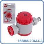 Таймер для подачи воды с фильтром в/р 3/4 на конектор 1/2 GE-2011 Intertool