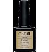 Топовое покрытие гель лак CND Shellac Top Coat 7,3 мл