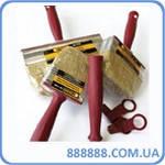 """Кисть-макловица, тип """"Мини"""", пластиковая ручка 30мм х 120мм 17-603 Httools"""