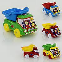 Детская машинка Самосвал № 1 3681 Бамсик