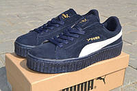 Puma x Rihanna Suede Мужские кроссовки замшевые