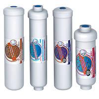 Комплект картриджей Aquafilter SPURE-CRT для осмоса SPURE
