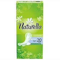 Прокладки ежедневные женские NATURELLA Light   20 шт