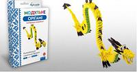 """Модульное оригами """"Китайский солнечный дракон"""""""