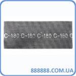 Сетка абразивная 105*280мм, SiC  К60 KT-600650 Intertool