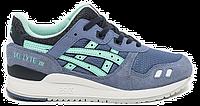 Мужские кроссовки Asics Gel Lyte III (асикс гель лайт 3) сиреневые