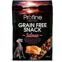 Лакомство Profine grain free 200гр с лососем