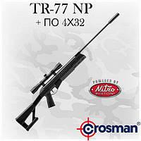 Пневматическая винтовка Crosman TR77 NP,  с прицелом CenterPoint 4х32