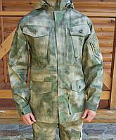 """Куртка для охоты и рыбалки """"Легион"""" камуфляж А-TACS FG рип-стоп"""