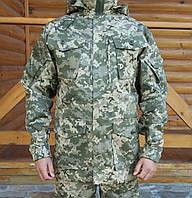 """Куртка для охоты и рыбалки """"Легион"""" камуфляж пиксель"""