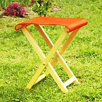 Кресло туристическое с тканью Лео