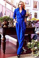Модный женский комбинезон Деми электрик 42-48 размеры Jadone
