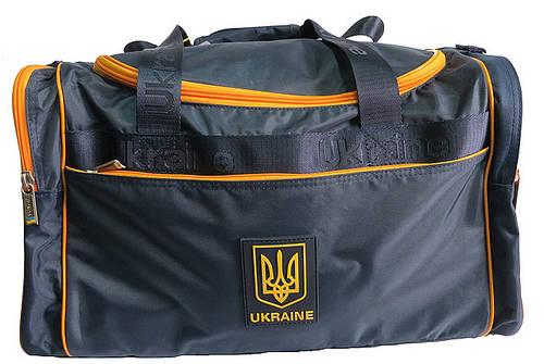 Сумка дорожная-спортивная малая 34 л. Харбел Ukraine (Украина) C14 синяя