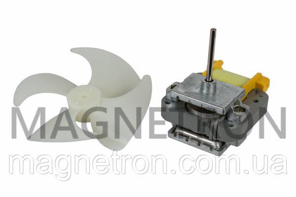 Двигатель вентилятора с крыльчаткой для холодильника RT-01 WT52, фото 2