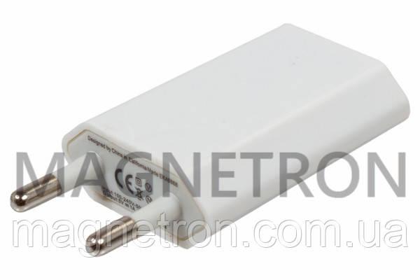 Зарядное устройство для мобильного телефона Apple (USB 5V 1A), фото 2