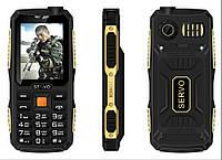 Телефон на 4 сим Servo v3