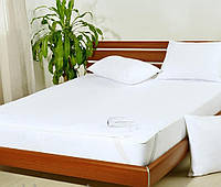 "Наматрасник ""Аква-стоп "" с резинками по углам (200/200 см) Комфорт-текстиль"