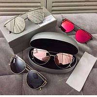 Очки солнцезащитные Dior