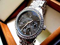 Кварцевые женские часы Rolex под Michael Kors. Отличное качество. Стильный дизайн. Солидные часы. Код: КДН361