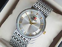 Часы Tissot под серебро мужские