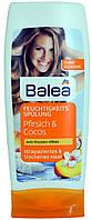 Бальзам для поврежденных волос DM Bаlea Feuchtigkeits Spulung Pfirsich-Cocos 300мл.