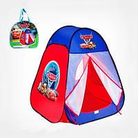 """Палатка для детей """"Тачки"""" 811P"""