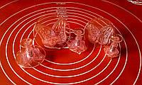 Плунжер  для мастики бабочки  5 шт