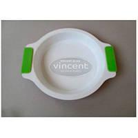 Форма для запекания овальная 26,5 23,0 3,3см Vincent VC 1420R