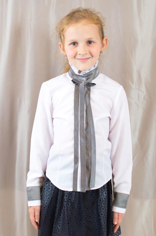 Купить Польскую Школьную Блузку Для Девочки