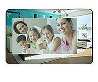 Монитор домофона PC-938R2 Новый цвет корпуса, ЗЕРКАЛЬНЫЙ цветной домофон с записью на SD карту