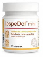 Dolfos ЛеспеДол мини 60таблеток - мочегонный препарат для кошек и маленьких собак (1086-60)