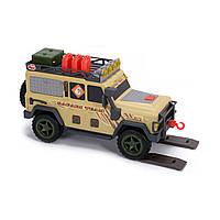 "Игрушечные машинки и техника «Dickie Toys» (3308362) внедорожник ""Команда Сафари"", 33 см"