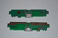 Шлейф (Flat cable) с коннектором зарядки, микрофона для Lenovo S650 | S658t