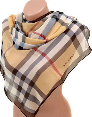 Шикарный женский шифоновый шарф размером 50*160 см Подиум 10995-2 (разноцветный)