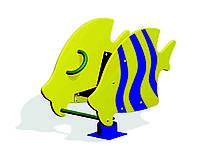 """Качалка на пружине  """"Рыбка"""" в наличии"""