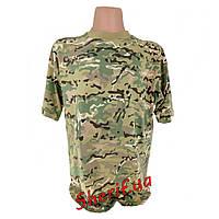 Футболка армейская камуфляж Multicam Max Fuchs T-Shirt 00104X
