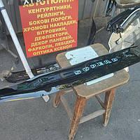 Дефлектор капота (мухобойка) на Шкода Суперб с 01-08 (на крепижах) VIP Tuning.
